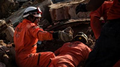 Bilantul noului cutremur din Mexic a crescut la 149 de morti. Alarmele au sunat, dar oamenii au crezut ca e simulare
