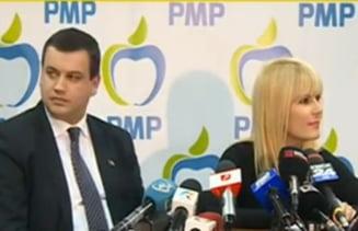 Bilantul parlamentarilor PDL inscrisi in PMP - Cine a plecat dupa Elena Udrea