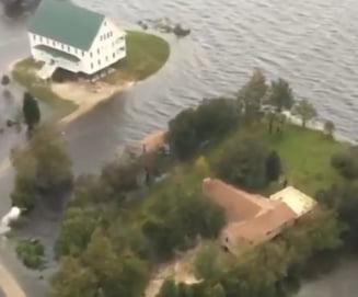 Bilantul uraganului Florence a ajuns la 37 de morti in SUA, din care 27 intr-un singur stat