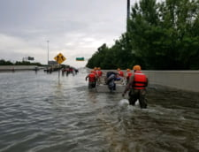 Bilantul uraganului Harvey a crescut la 18 morti. Varful inundatiilor va fi atins azi sau maine