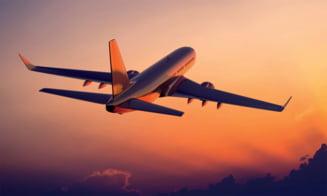 Bilete de avion gratuite oferite doar azi de o companie din Romania