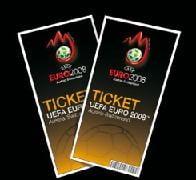 Bilete false pentru EURO 2008, de vanzare pe e-Bay