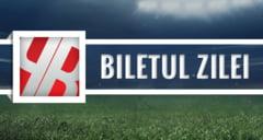 Biletul zilei la pariuri: 4 pronosticuri din Europa League