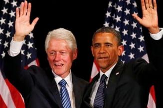 Bill Clinton il sustine pe Obama: Alegerea lui Romney ar fi o catastrofa (Video)