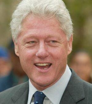 Bill Clinton l-a sunat pe Tiger Woods sa-l incurajeze