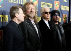 Bill Clinton nu a reusit sa-i reuneasca pe membrii Led Zeppelin pentru un concert