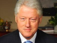 Bill Clinton scrie un thriller despre disparitia unui presedinte