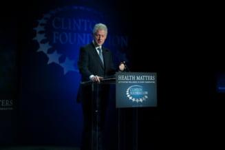 Bill Clinton si Tony Blair, o relatie deosebita: Stenograme ale convorbirilor lor, facute publice