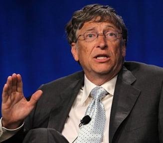 Bill Gates: Nu mai am ce face cu banii