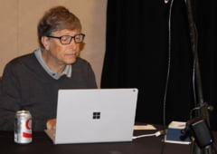 Bill Gates a redevenit cel mai bogat om din lume. A fost detronat de seful Amazon doar pentru cateva ore
