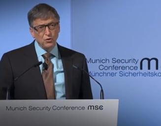 Bill Gates avertizeaza: Peste 30 de milioane de oameni ar putea muri in mai putin de un an