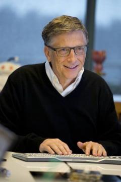 Bill Gates da 100.000 de dolari pentru prezervative