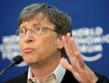 Bill Gates mai vrea un miracol - face apel la elevii de liceu