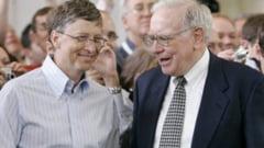Bill Gates si Warren Buffett ii determina pe alti miliardari sa-si doneze averea