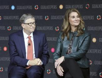 Bill si Melinda Gates divorteaza. Cei doi au fost casatoriti 27 de ani