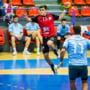 Bine ai revenit, handbal. HC Sibiu a facut spectacol in fata unei favorite la promovare, la primul meci de acasa al sezonului