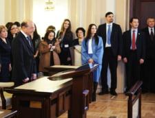Binevoitor cu Iohannis, Basescu isi aminteste trecutul: Cu Iliescu, schimbul s-a facut in 15 minute (Video)