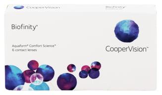 Biofinity - lentilele de contact pentru cei care stiu sa se respecte!