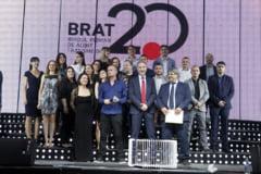 Biroul Roman de Audit Transmedia (BRAT) a sarbatorit 20 de ani de existenta