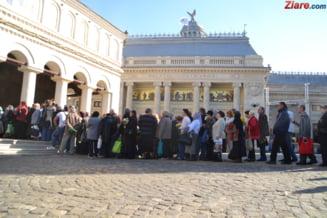 Biserica a castigat in prima instanta dreptul de a vinde icoane cu Arsenie Boca. Procesul continua