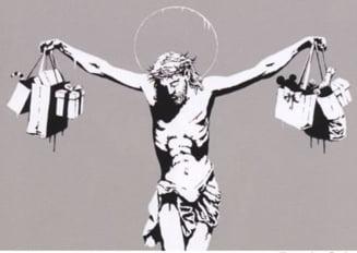 Biserica blameaza consumerismul: Nu va faceti viata mizerabila de Craciun, cumparand cadouri