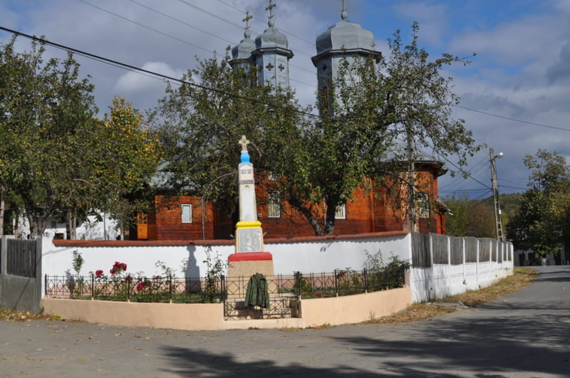 Biserica din Bozioru