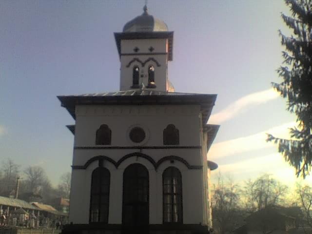 Biserica noua Pietrari de Sus