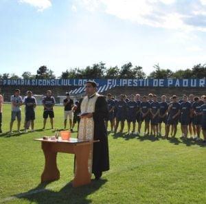 Biserica nu vrea meciuri de fotbal de Paste