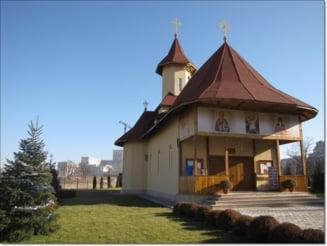 Biserica sperantei din mijlocul Bucurestiului