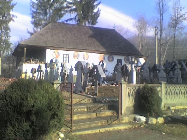 Biserica veche Pietrari de Sus