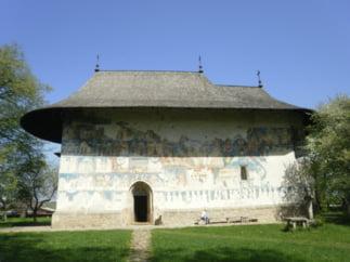 Bisericile pictate din Bucovina, lacasurile de cult preferate ale romanilor- sondaj