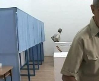 Bistrita-Nasaud: PD-L are trei mandate, PSD - doua, iar PNL unul