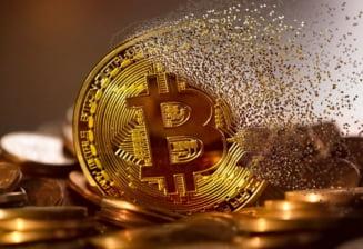 Bitcoin a scazut joi cu 8%. Piata criptomonedelor s-a redus cu peste 100 de miliarde de dolari in doua zile