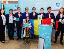 Bitdefender a premiat medaliatii Olimpiadei Internationale de Matematica de la Cluj-Napoca