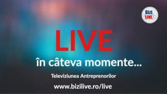 BiziLIVE TV lanseaza MentorUP, emisiuni suport live pentru antreprenori, freelanceri si profesionisti