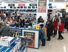 Black Friday 2013: Frenezie pentru produsele Apple si Samsung - stocuri epuizate in primele ore