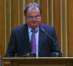 Blaga: Am facut eforturi sa reunim dreapta, PDL - principalul partid in Parlament (Video)