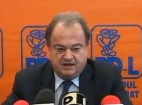 Blaga: Basescu a lovit in plin PDL, sunt anumite neadevaruri care au deranjat