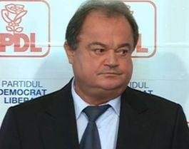 Blaga: Daca cerinta exprimata la referendum este indeplinita, demisionam maine