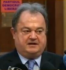 Blaga: Guvernarea USL - o mare minciuna. Stolojan deschide lista PDL la europarlamentare (Video)
