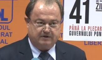 Blaga: Il atentionez pe Ponta ca proasta guvernare se poate plati legal