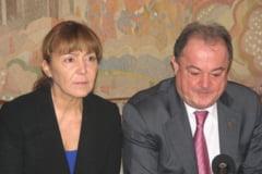 Blaga: Monica Macovei se exclude singura din partid