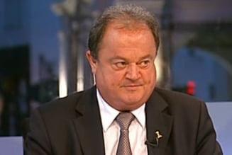 Blaga: Nici daca ma ruga Boc nu-l numeam pe Mironescu la Ministerul de Interne