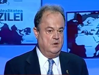 Blaga: Oricare va fi candidatul nostru - Predoiu, Antonescu sau Iohannis - il poate bate pe Ponta