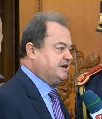 Blaga: PDL nu participa la intalnirea cu Martin Schulz (Video)