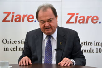 Blaga: Ponta minte cum respira, nu are nicio solutie pentru Romania