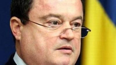 Blaga: Reprezentantii Opozitiei stiu ca nu rezolva absolut nimic prin demisie