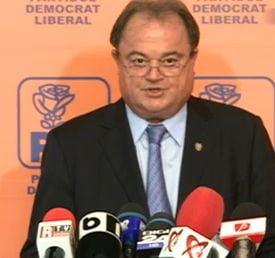 Blaga: Romania, zguduita de rafuiala intre USL si statul de drept - Retrageti imediat abuzurile! (Video)