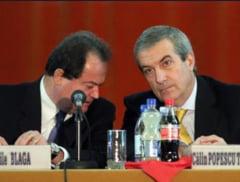 Blaga, Tariceanu, Marko Bela, in topul senatorilor cu cele mai multe absente la final de 2013