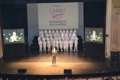 Blaga: Viitorul premier al ARD a fost la lansarea candidatilor pe scena